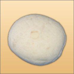 画像1: 白いクリームパン