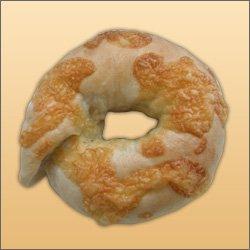 画像1: ベーグル チーズ
